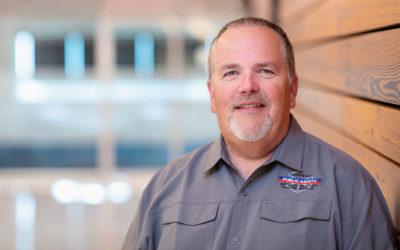 Danny Walker Participates in Research Study on Volunteer Law Enforcement